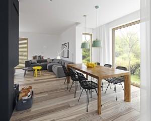 Projekt domu Praktyczny 4A WAW1001
